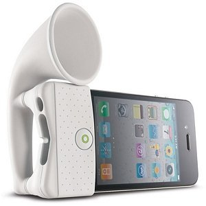 Mini iPhone Speaker Amplifier