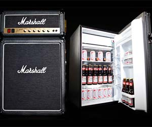 Amplifier Fridge