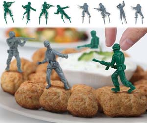 Army Men Food Picks