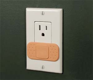 Bandage Outlet Cover