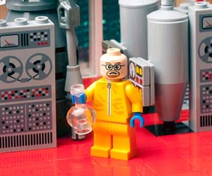 Breaking Bad LEGOs