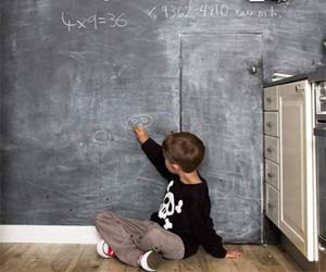 Chalkboard Wall Paint