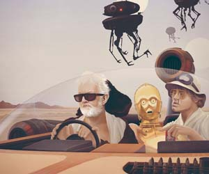 Fear and Loathing in Tatooine