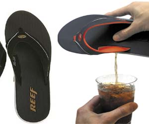 Flask Sandals