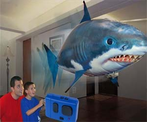 Flying Radio Control Shark