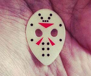 Friday The 13th Guitar Pick