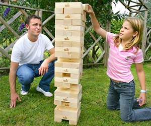 Giant Jenga Blocks