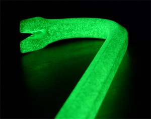 Glow In The Dark Crowbar
