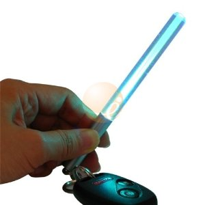 Star Wars Light Saber Key Chain