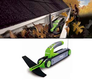 Gutter Cleaning Robot