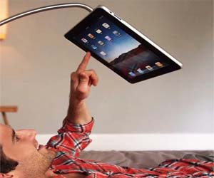 Hands Free iPad Stand