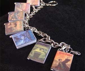 Harry Potter Mini Book Charms