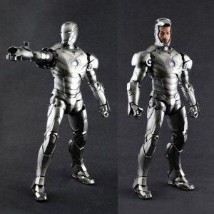 Iron Man 12″ Figurine