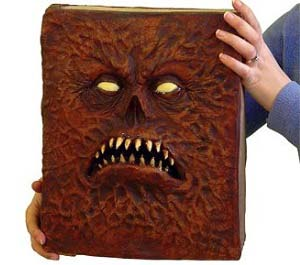 The Necronomicon Book