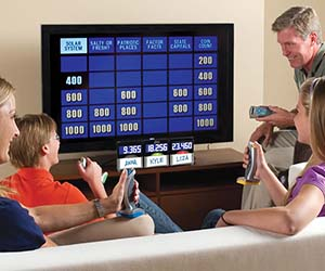 Play At Home Jeopardy
