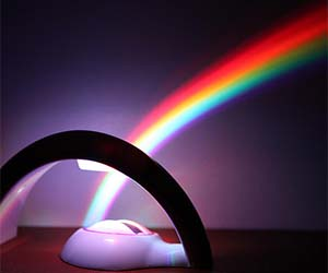 Rainbow Light Projector