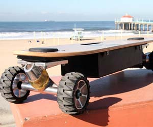 The Segway Skateboard