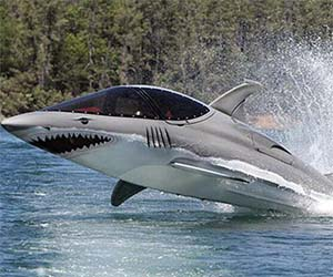 Shark Submarine