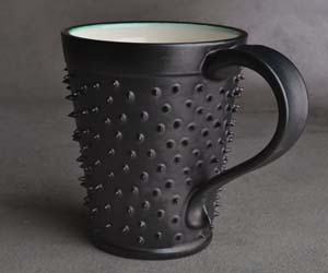 Spikey Coffee Mug