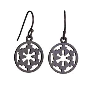 Star Wars Imperial Earrings