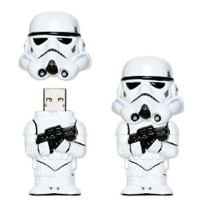 Storm Trooper USB Thumb Drive
