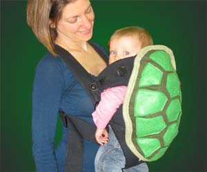 Turtle Shell Baby Harness