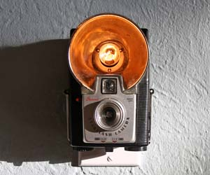 Vintage Camera Nightlights