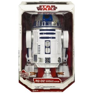 Voice Remote Controlled R2-D2