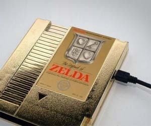 Zelda Cartridge Hard Drive